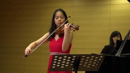 台湾民谣《绿岛小夜曲》,钱孟筑小提琴演奏