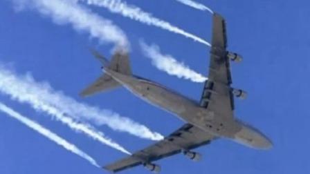 东航飞机放油45吨备降救人 空中放的油去哪了?