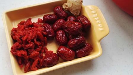 每天用红枣枸杞泡水喝会怎样?不瞒你说:这几种好处将会属于你