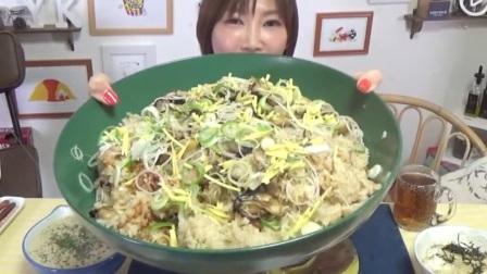 【大胃王木下佑香】挑战6000卡路里的牡蛎大餐