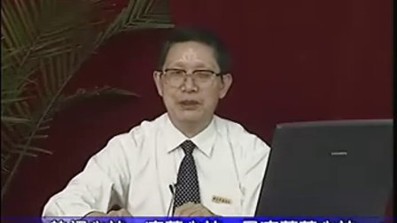 朱文峰-16《中医诊断学》望神(二)