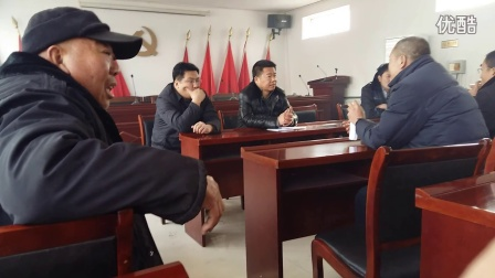 20160122_100744河北香河县钱旺镇政府领导回答大河各庄村百姓上访问题2