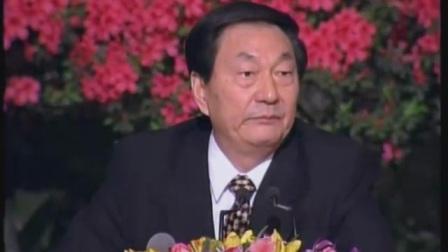 【怀念朱总理】朱镕基当年答记者问时对台湾霸气警告