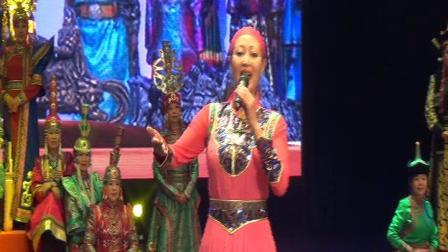 邢书芳拍摄视频高娃演唱《心的归宿》2018年国庆节内蒙古库布其国际沙漠论坛会议中心M2U04001
