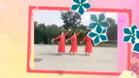 """【强生稳捷血糖仪""""稳糖""""舞】-筑先广场舞队《妈妈》"""