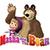 MashaBear玛莎和熊