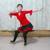 郭村小新广场舞