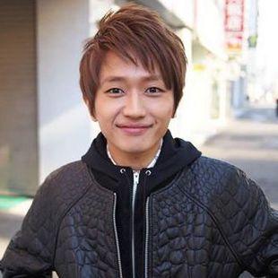 前髪が短い西島隆弘がかっこいい