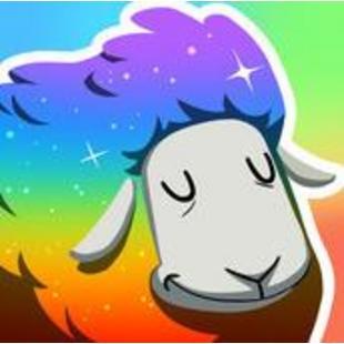 彩虹羊咩咩