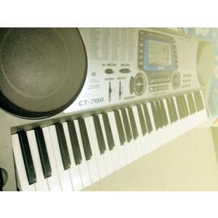 同道中人----CT788电子琴