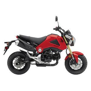 新型摩托车爱好者