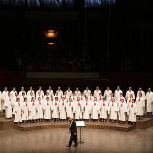 深圳市基督教圣乐合唱团