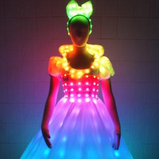 湖南未来创意LED服饰