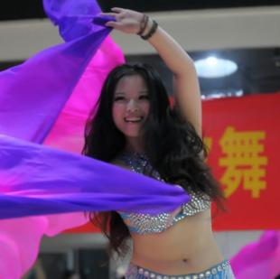 Rina东方舞肚皮舞