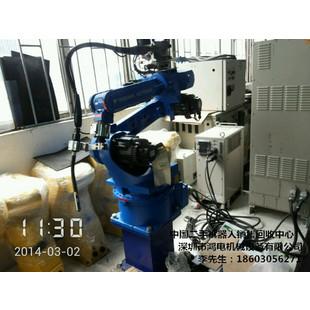 中国二手工业机器人销售回收中心
