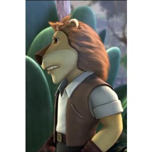 麦酷狮历险记