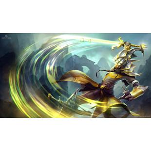 圣灵二十一剑