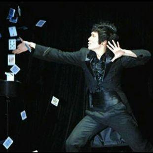 魔术师凡一飞