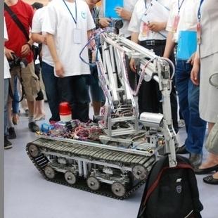 宇杰特种机器人