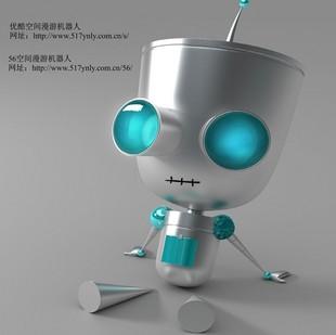 空间漫游机器人