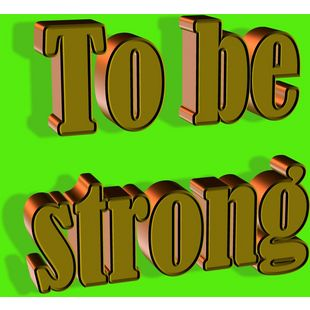To-be-strong