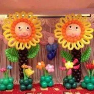 气球艺术之美装饰