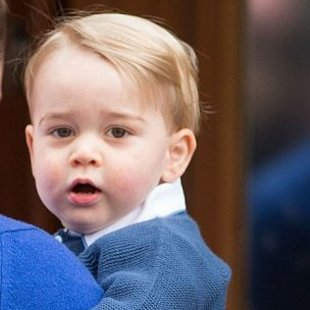 微博乔治王子PrinceGeorge