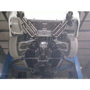 专业改装汽车排气