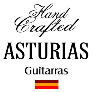 Asturias阿斯图里亚斯吉他