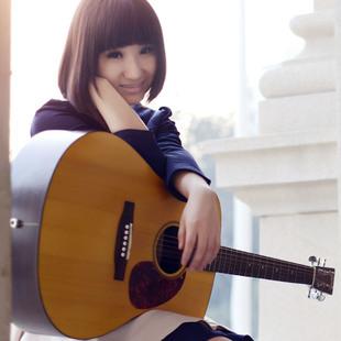 小清新灵儿的吉他