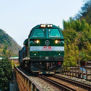 火车的轰鸣