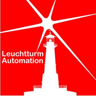 Leuchtturm-Automation