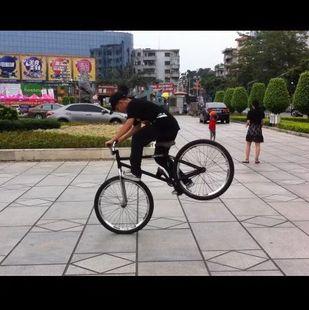 chenjs死飞增城