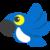 蓝鹦鹉英语