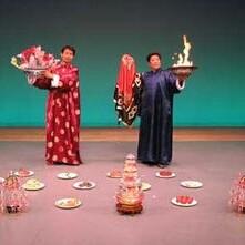 中国古典戏法