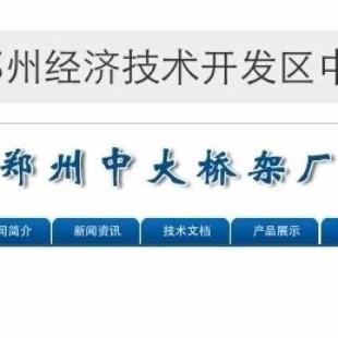 郑州中大桥架