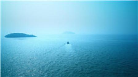 """《航拍上海》金山篇,诗意而壮美的""""山水图""""!"""