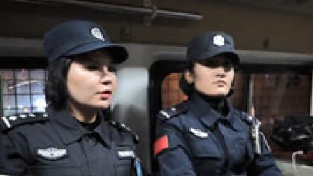 新疆和田女子特警队来了