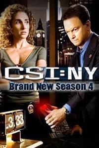 CSI: Crime Scene Investigation Season 4