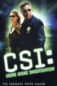 CSI: Crime Scene Investigation Season 3