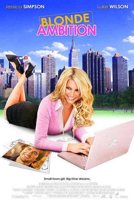 金發女的野心(2007)