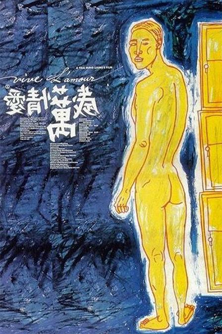 爱情万岁1994海报