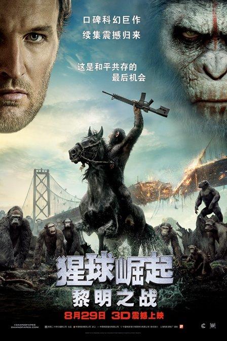 猩球崛起2:黎明之戰