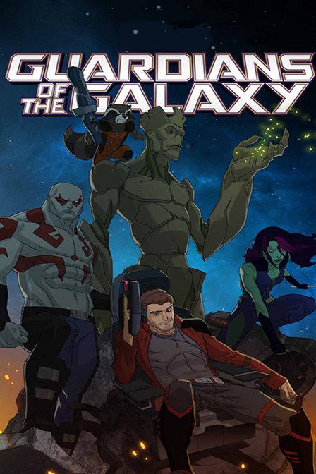 银河守护者第二季