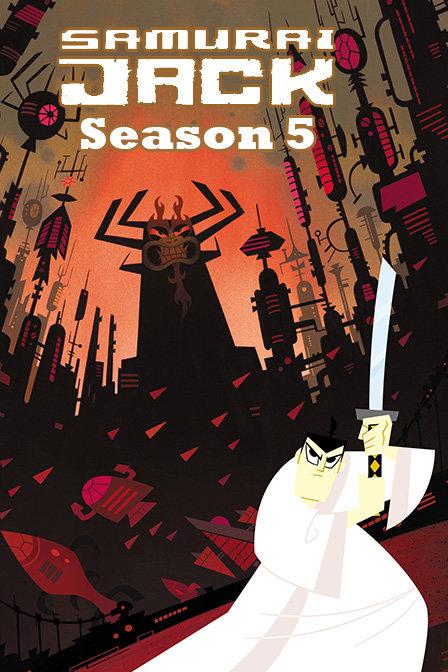 杰克武士第五季