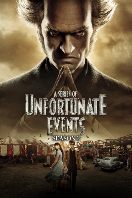 A Series of Unfortunate Event Season 2