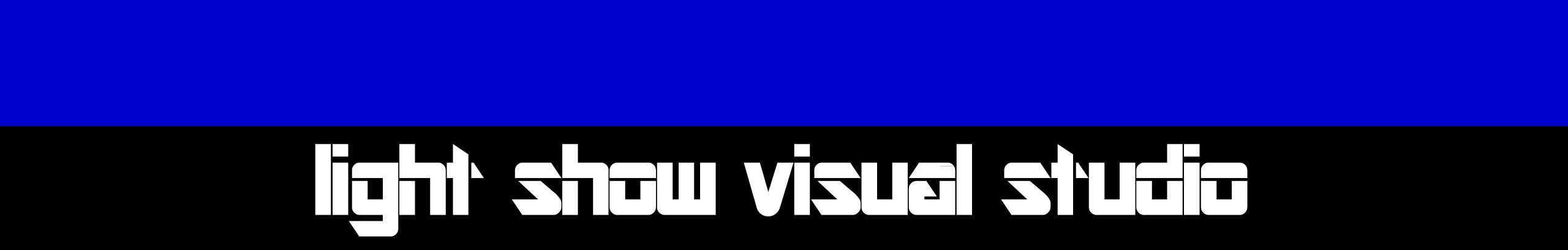 LIGHTSHOW视觉 banner