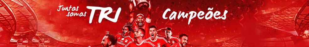本菲卡足球俱乐部 banner