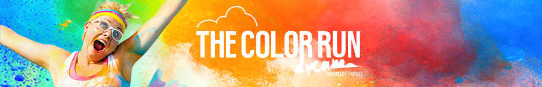TheColorRun中国 banner