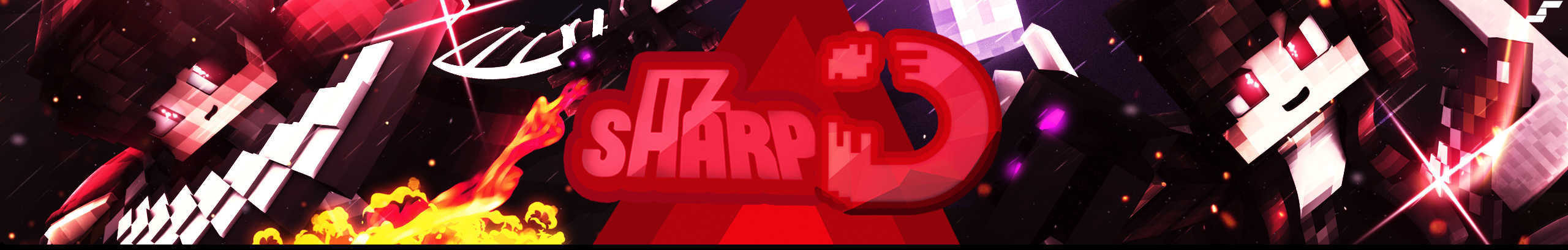ItzSharpD banner